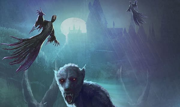 Harry Potter: Wizards Unite Darkness Unleashed Halloween Event promotional image. Credit: Niantic