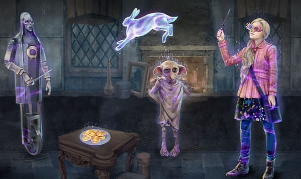 Harry Potter: Wizards Unite Dumblesdore's Army Brilliant Event promotional image. Credit: Niantic