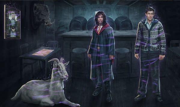 Dumbledore's Army Brilliant Event Part 1 promotional image. Credit: Niantic