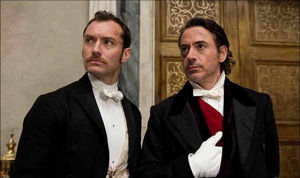 Sherlock Holmes 3: Director Dexter Fletcher Waiting Out Pandemic