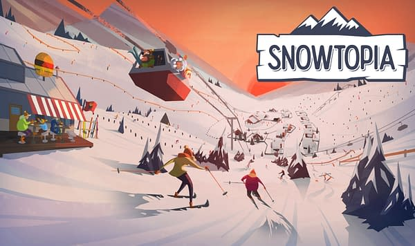 How well can you run a ski resort? Give it a shot! Courtesy of Goblinz Studio.