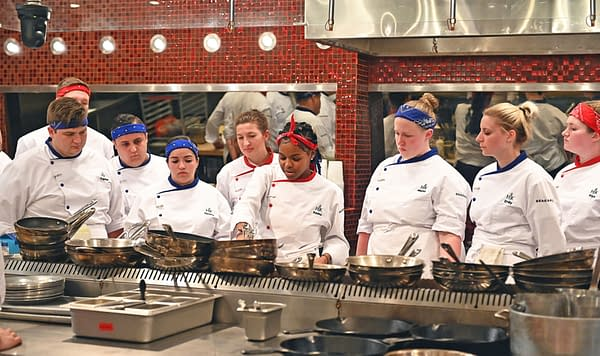 Hell's Kitchen Season 20 Preview: A Family Affair For The Young Guns