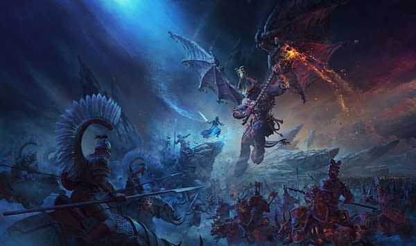 The Grand Cathay comes to Total War: Warhammer III, courtesy of SEGA.