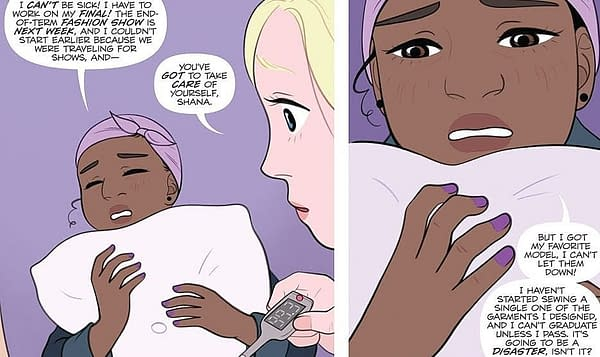 Jem and the Holograms Dimensions #2 Review: Karaoke Battle