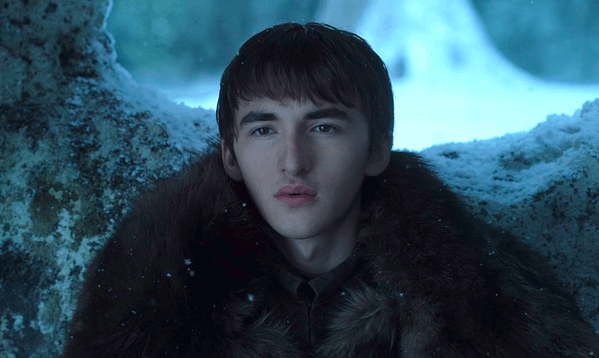 Game Of Thrones Actor Based Bran Performance On Watchmen's Doctor Manhattan