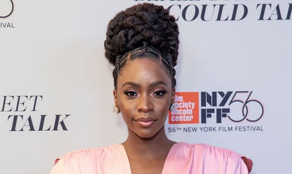 Captain Marvel 2: Teyonah Parris is Honored to Bring Monica to Life