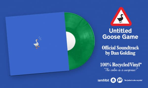 A look at the vinyl soundtrack, courtesy of iam8bit.