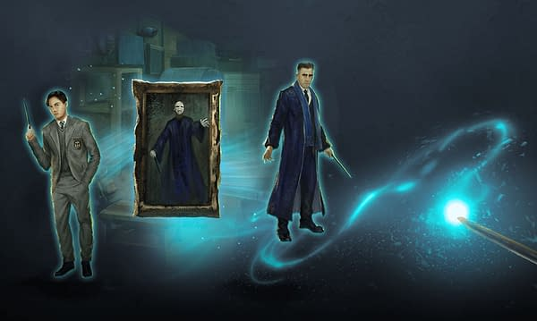 Harry Potter: Wizards Unite October Wizarding Weekend promo graphic. Credit: Niantic
