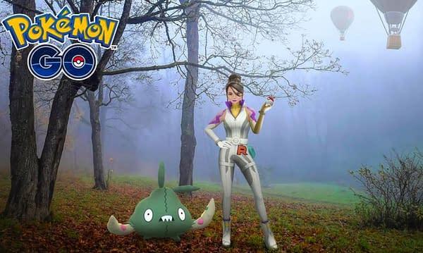 Pokémon GO Seasons Change Part 2 promotional graphic. Credit: Niantic