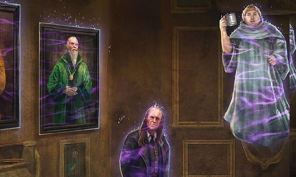 Harry Potter: Wizards Unite Holidays at Hogwarts Brilliant Event image. Credit: Niantic