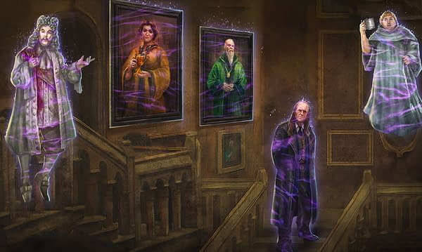 Harry Potter: Wizards Unite Holiday 2020 Brilliant Event image. Credit: Niantic