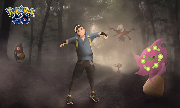 Pokémon GO promotional image. Credit: Niantic