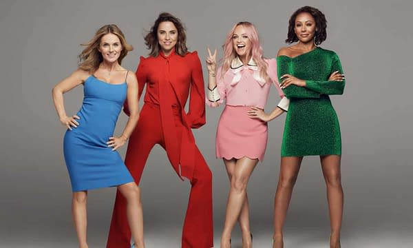 The Spice Girls Announce Tour, But Without Victoria