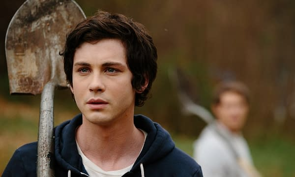 The Hunt: Logan Lerman in Talks to Lead Amazon Studios/Jordan Peele Nazi Hunter Series