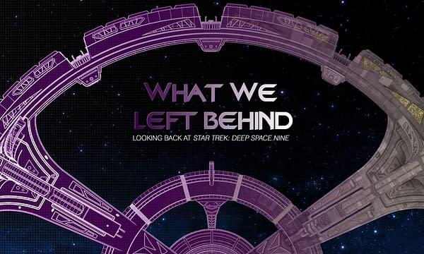 Ira Steven Behr Shares 'Deep Space Nine' Doc Update, First HD Clip