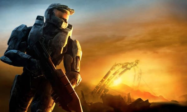 "Someone Beat ""Halo 3"" With a ""Guitar Hero"" Guitar On Legendary"