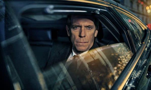 Roadkill: Hugh Laurie's Star Power Carries Quaint Political Thriller
