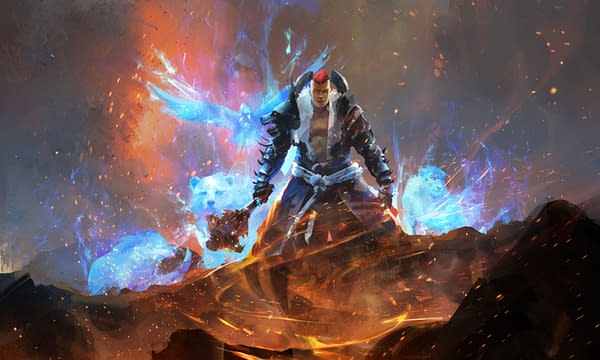 Prepare to jump into the fifth episode on March 9th! Courtesy of ArenaNet.