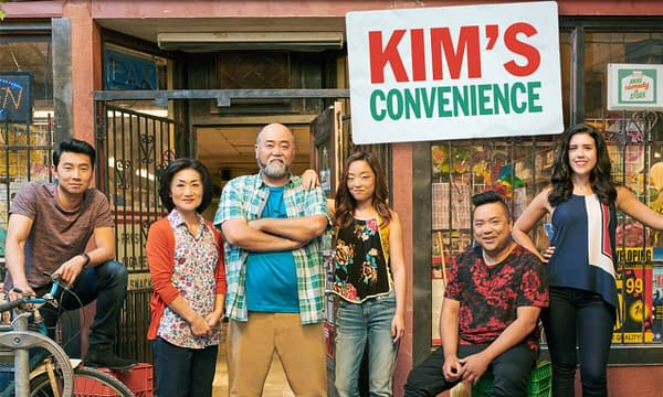 Kim's Convenience Abruptly Cancelled at 5th Season