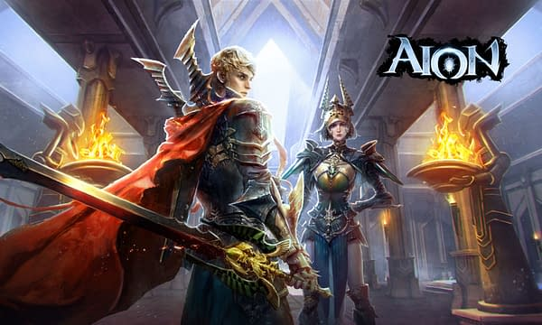 Things are getting a little more challenging in  AION, courtesy of Gameforge.