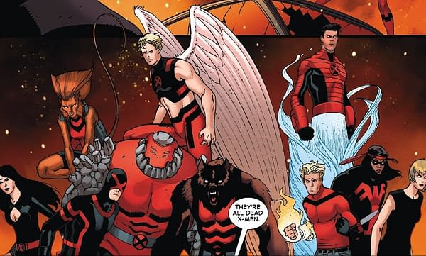X-Men: Bland Design – Marvel's Shipping Preferences Revealed in Phoenix Resurrection #4