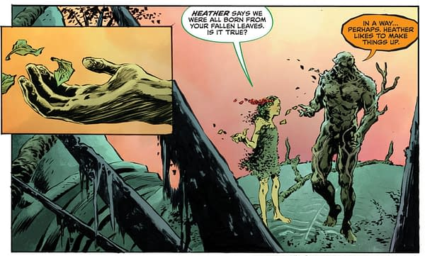 Future State Swamp Thing Rewrites The New Anatomy Lesson