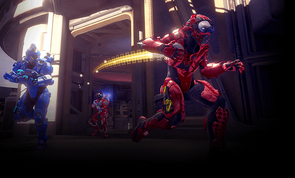 The 'Halo 5: Guardians' Latest Update Has Xbox One X Support