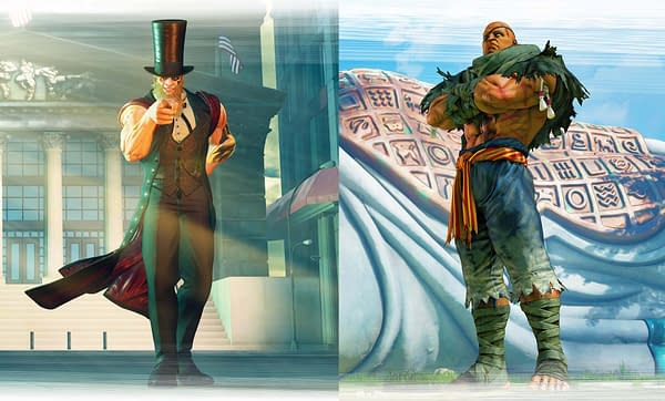 Sagat and G Make Their Way Into Street Fighter V: Arcade Edition Today
