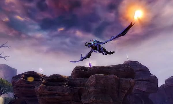 The Skyscale is Coming to Guild Wars 2, IT'S A DRAGON MOUNT!!!