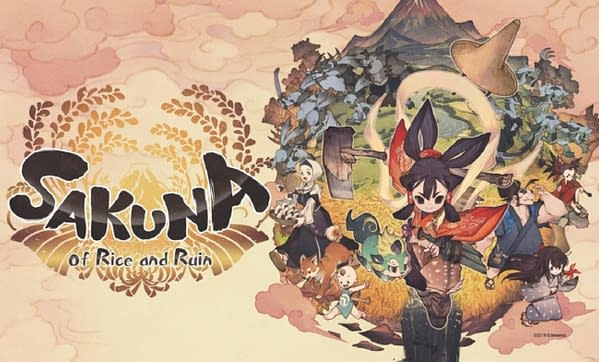 Sakuna Of Rice and Ruin will be released later this year, courtesy of XSEED Games.