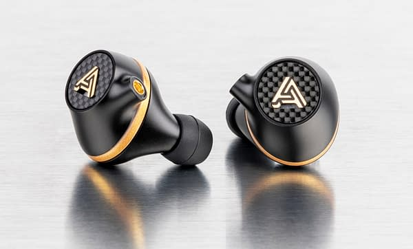 A look at the new Euclid in-ear headphones, courtesy of Audeze.