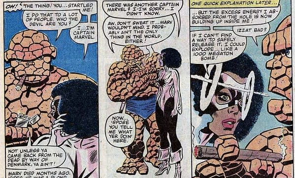 John Byrne Gets His Credit In WandaVision - As Does Jim Shooter