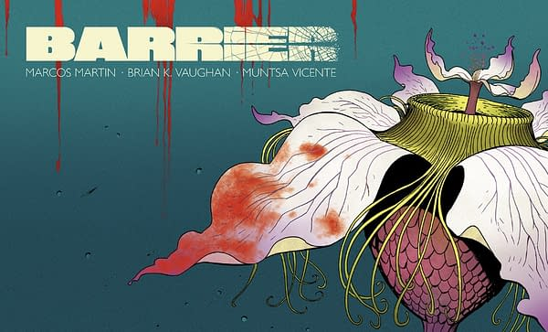 Brian K. Vaughan and Marcos Martin Have a 50-Page Barrier #1 for Free Comic Book Day 2018