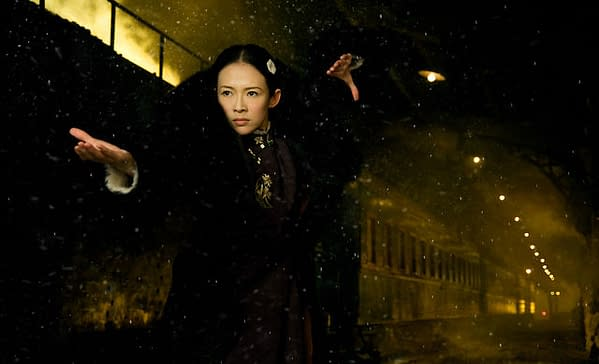 Video: The Special Effects Of Wong Kar Wai's The Grandmaster
