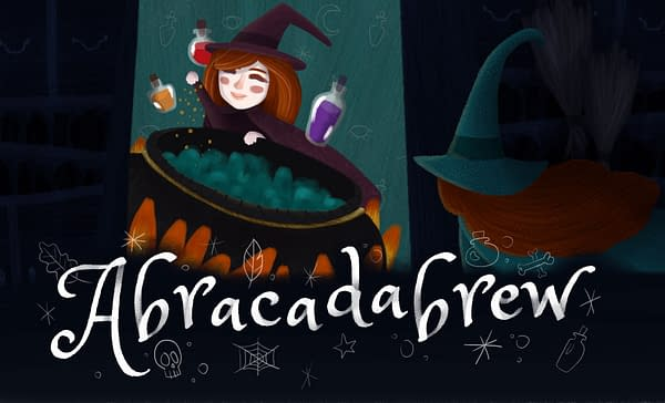 Can you and three other witches brew the best potions in time? Courtesy of Miju Games.