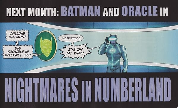 Wednesday Comics Review: Batman Incorporated #7 And FF #5