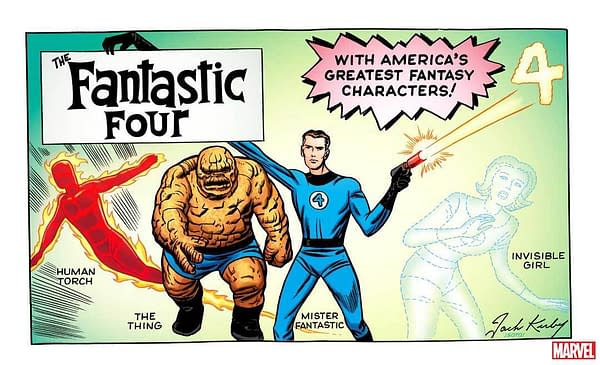Fantastic Four #1 Loses 8 Pages, but None That You'd Miss