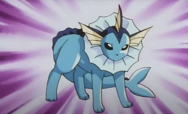 Vaporeon Raid Guide: Solo This Eeveelution Raid with these top counters in Pokémon GO. Credit: Pokémon the Series