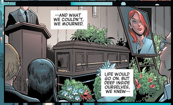 A Certain Someone Returns in Infinity Countdown #1 (SPOILERS)