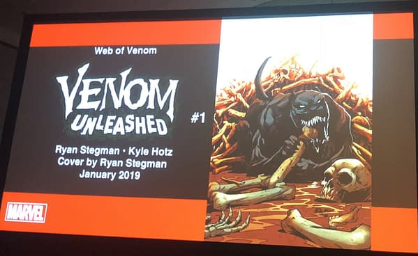 Cosmic Ghost Rider Joins the Guardians Of The Galaxy and Venom Is Unleashed in 2019