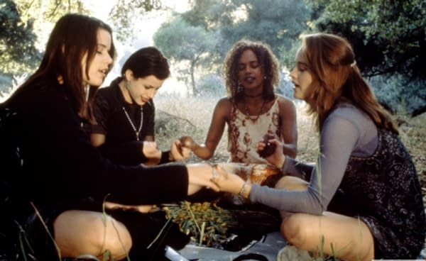"""The Craft"" Star Refers to New Film as a Reimagination"