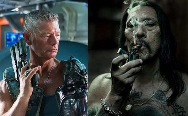 Gina Carano Faces Off Against Danny Trejo With A Little Help From Stephen Lang For In The Blood