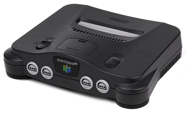 Nintendo's Latest Trademark Points to a Mini N64 Release