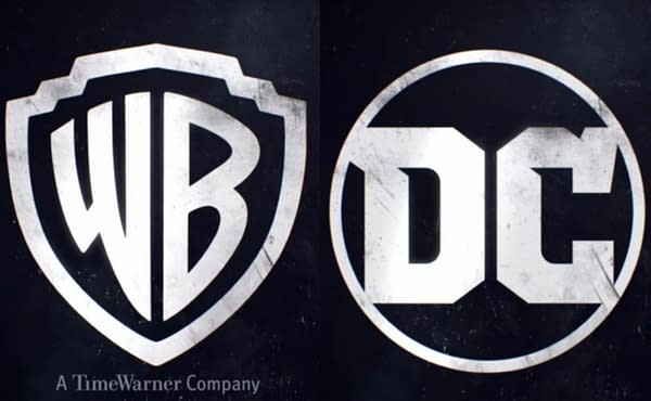 At San Diego Comic-Con 2019 - the DC Comics Booth... is the Warner Bros