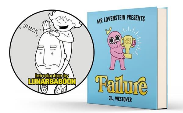 Will JL Westover's Mr Lovenstein Be A Top 8 Webcomic Kickstarter?