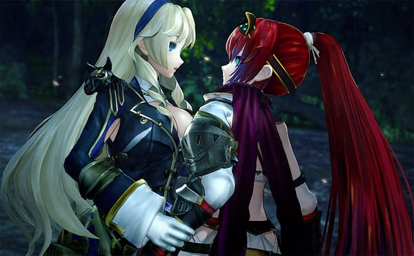 Fanservice, Queerbaiting, and Misogyny – a Review of Nights of Azure 2: Bride of the New Moon