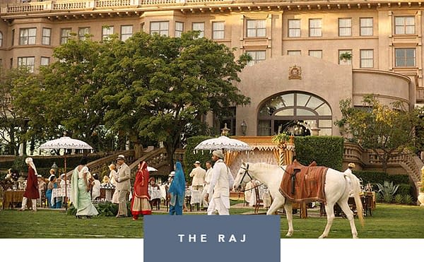 That New Westworld Area Is Called The Raj