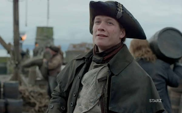 Who Are All Those New People in the 'Outlander' Season 4 Trailer?