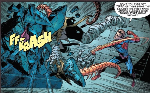 Death of Peter Parker in Today's Amazing Spider-Man #54 (Spoilers)