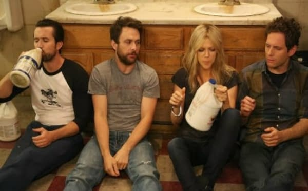 The gang finds itself in quarantine on It's Always Sunny in Philadelphia, courtesy of FX Networks.